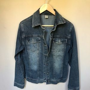 Prana Denim Jacket
